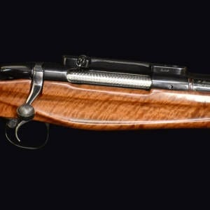 Pre-Owned – Remington/ Harry Lawson Custom 700 .375 H&H Rifle Bolt Action
