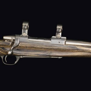 Pre-Owned – Harry Lawson Custom .350 Remington Rifle Bolt Action
