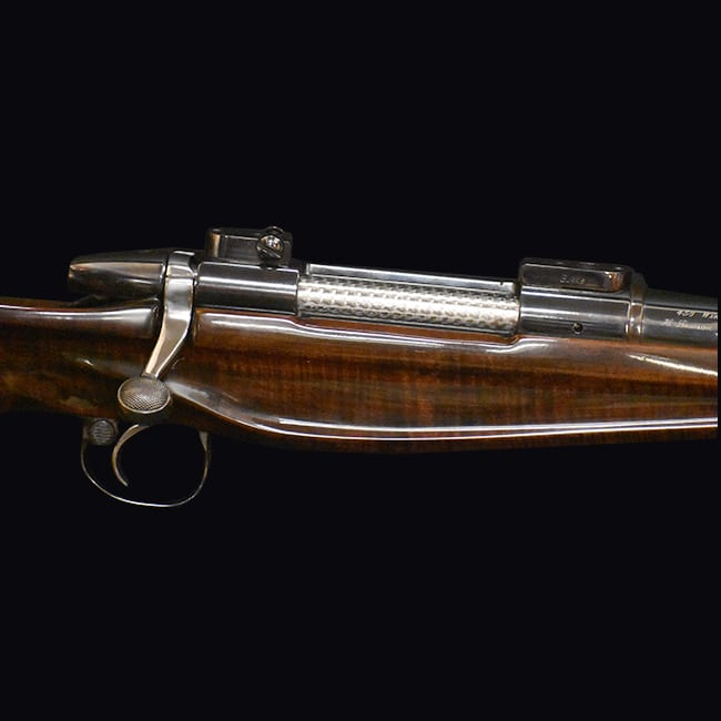 Pre-Owned – Remington-Harry Lawson 700-.458 Winchester Rifle Rifles
