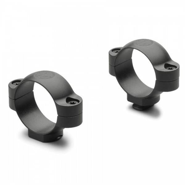 Leupold STD 30mm Medium Ring Matte Firearm Accessories