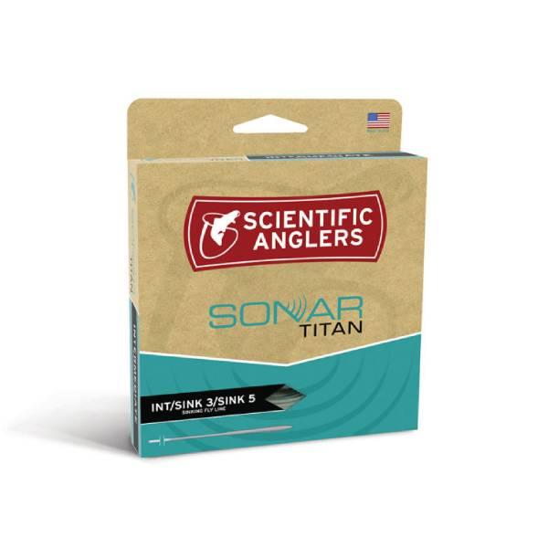 Scientific Anglers Sonar Titan Taper, Int/Sink 3/Sink 5 Accessories