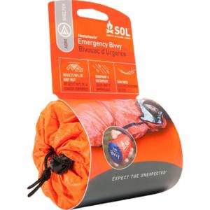Adventure Medical SOL Emergency Bivvy Camping Gear
