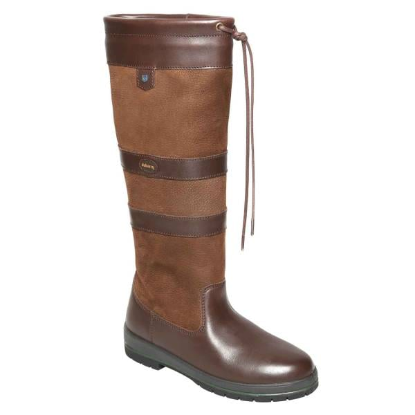 Dubarry Galway Country Boot – Walnut Boots