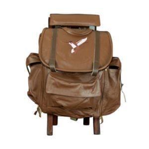 Medium Leather Rucksack Backpacks & Bags