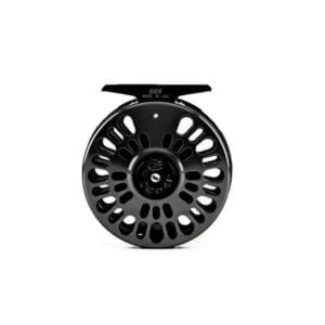 Abel Reel Super Series 4N Fly Reel – Black Fishing