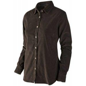 Seeland Morcott Lady Shirt – Faun Brown Clothing