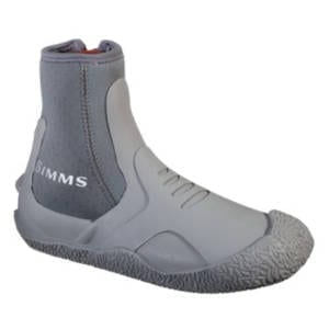 Simms Zipit Bootie II Light Gray Footwear