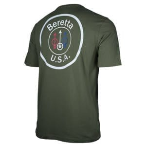 Beretta US LOGO T – SHIRT Men's Clothing