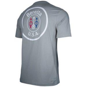 Beretta USA Logo Short Sleeve T-Shirt – Dove Clothing
