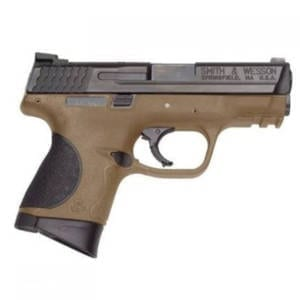 Smith & Wesson M&P .40 S&W Compact 3.5″ Handgun Firearms