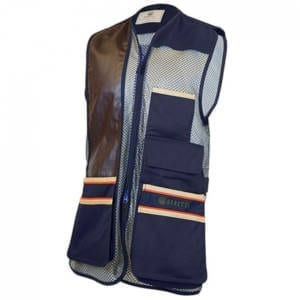 Beretta USA Two-Tone Vest 2.0 Cotton and Mesh Panels Men's Clothing