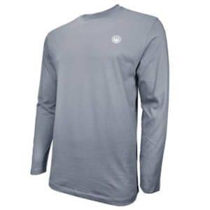 Beretta Men's T Shirt USA Logo Long Sleeve Cotton