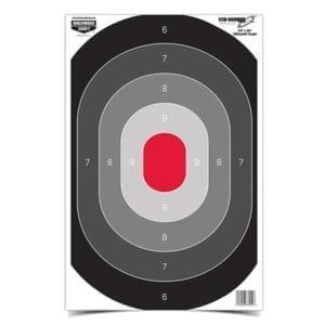 Eze-Scorer 23″ x 35″ Silhouette Oval Single Target Firearm Accessories