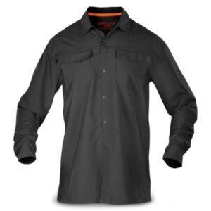 5.11 Freedom Flex Long Sleeve Shirt – Black or Bosun Blue Clothing