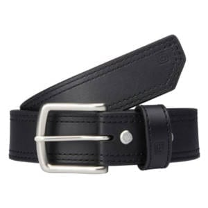 """5.11 Tactical Arc Leather Patrol or CCW 1.5"""" Belt"""
