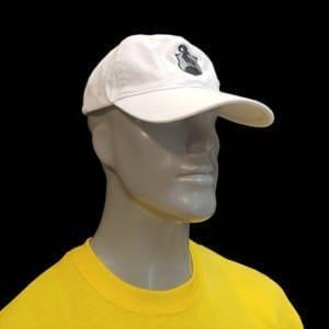 Preserve Gear Ram Logo White Hat Caps & Hats