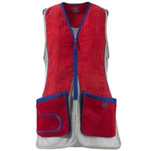 Beretta DT11 Women's Shooting Vest – Tango Red Clothing
