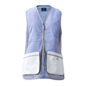Beretta Women's Silver Pigeon Shooting Vest Women's Clothing