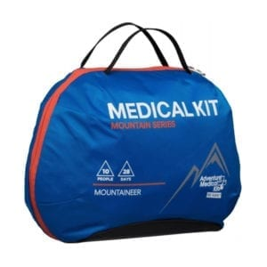 Adventure Medical Mountain Mountaineer First Aid Kit Hiking Gear