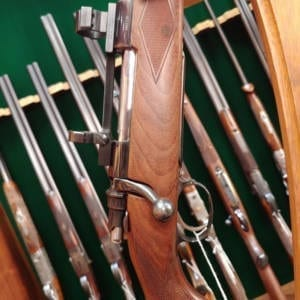 Pre-Owned – Weatherby FN Mauser .300 Magnum Rifle Bolt Action