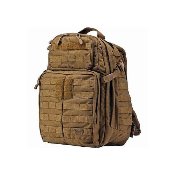 5.11 RUSH 24 VTAC Tactical Backpack, FDE Backpacks & Bags