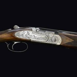 """Pre-Owned - Beretta Giubileo 28""""-.410 Gauge Shotgun"""