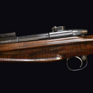 Pre-Owned – Remington-Harry Lawson 700-.458 Winchester Rifle Bolt Action