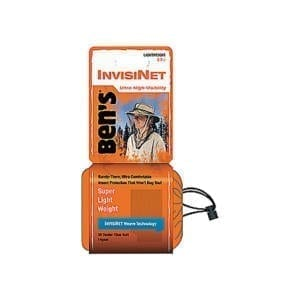 Adventure Medical Ben's InvisiNet Head Net Camping Gear