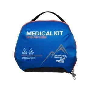 Adventure Medical Kit The Backpacker Medical Kit First Aid