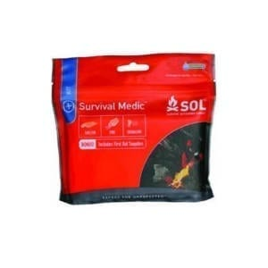 Adventure Medical Kits SOL Survival Medic Survival Kit Camping Gear