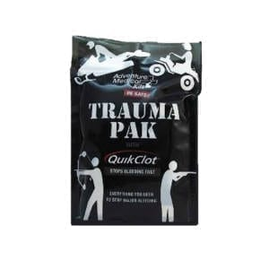 Adventure Medical Kits Trauma Pak Kit With Quickclot Camping Gear