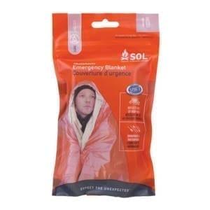 Adventure Medical Survive Outdoors Longer Emergency Blanket Camping Gear