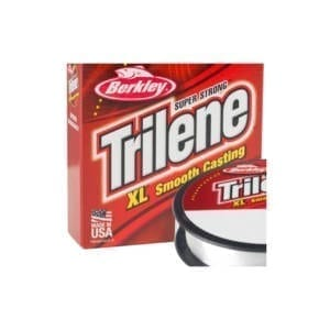 Berkley Trilene XL Monofilament Service Spools 110yds, 20lbs -Clear Accessories