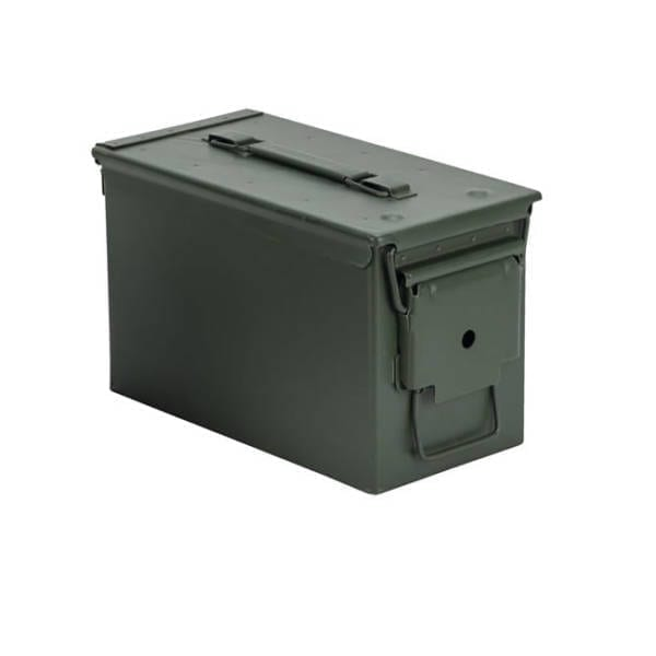 Blackhawk! Ammo Can 50 Caliber Steel  Ammo Cans & Boxes