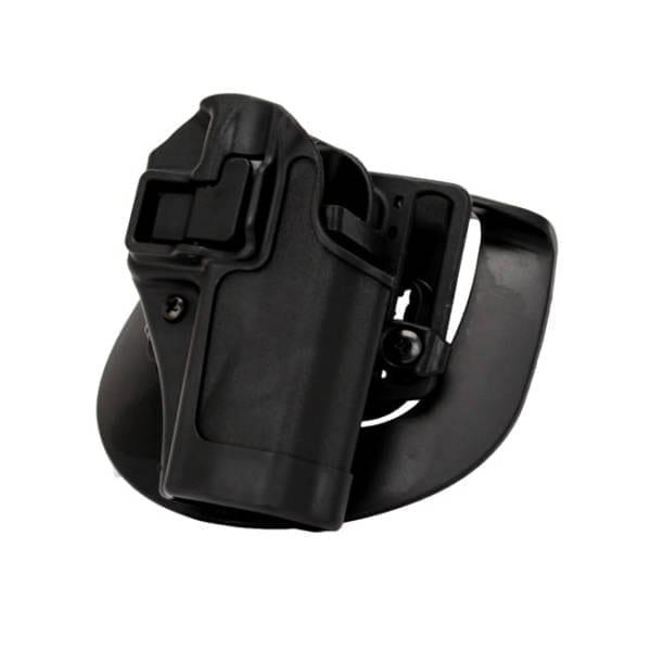 Blackhawk! Serpa CQC BL/PDL MP RH Firearm Accessories