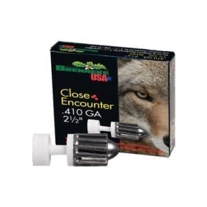 Brenneke .410 Close Encounter 2.5-inch 1/4oz