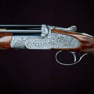 Famars Sovereign Sideplates 30″-20 Gauge Shotgun 20 Gauge