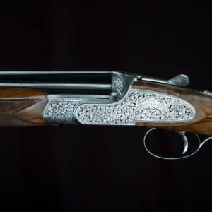 Famars Soverign Sideplates 30″-20 Gauge Shotgun 20 Gauge