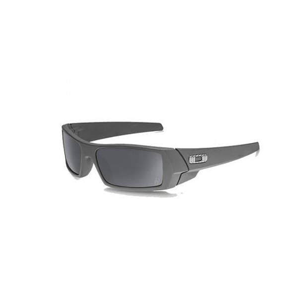 Daniel Defense Oakley SI Gascan, Tornado w/ Black Iridium Lens Eyewear