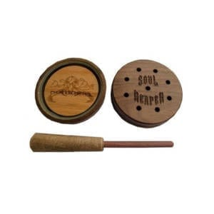 Down N Dirty Soul Reaper Glass Turkey Call Game Calls