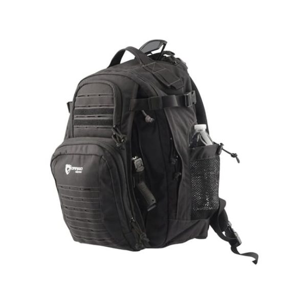 Drago Gear Defender Backpack Black Backpacks & Bags