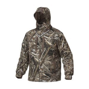 Drake Men's EST Heat-Escape Waterproof Full Zip Jacket – 2XL Jackets