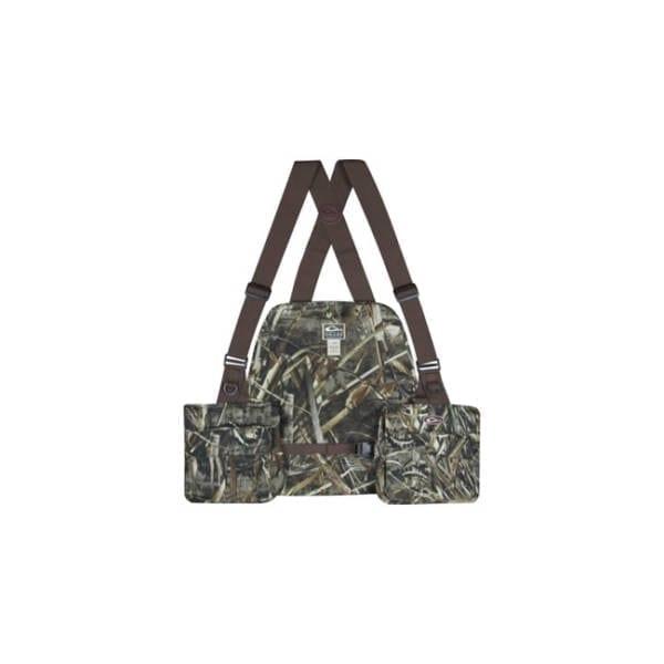 Drake Strap Vest Nylon Realtree Max-5 Hunting