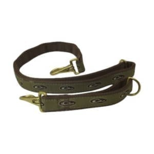 Drake Waterfowl Dog Leash with Removable Handler's Leash Hunting