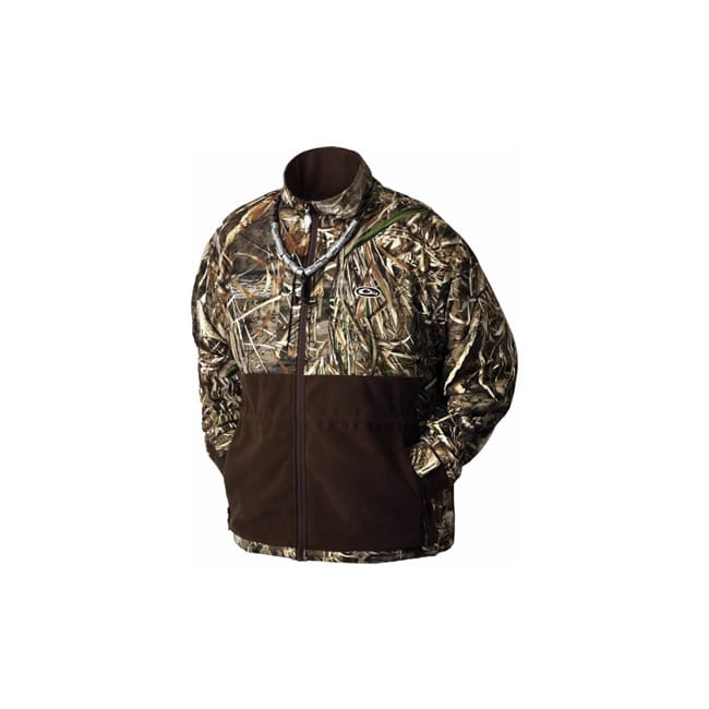 Drake Waterfowl Men s MST Eqwader Plus Full Zip Jacket ⋆ Sporting ... f384c5077794