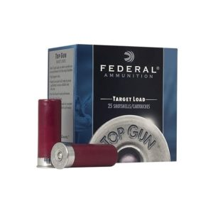 Federal Premium Top Gun Target Shotshells 12 GA