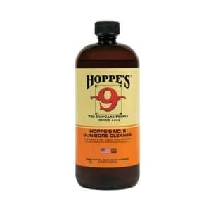 Hoppe's #9 Bore Cleaning Solvent Liquid 32oz. Bore Cleaners
