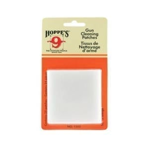 Hoppe's Cleaning Patch 16-12GA Gun Cleaning & Supplies
