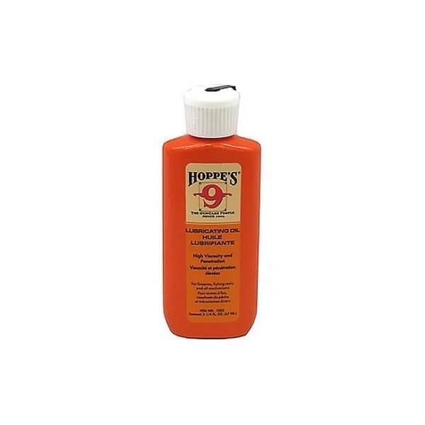 Hoppe's High Viscosity Lube Oil-2.25oz Gun Cleaning & Supplies