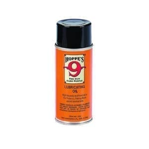 Hoppe's Lubricating Oil  4oz Aerosol Gun Cleaning & Supplies